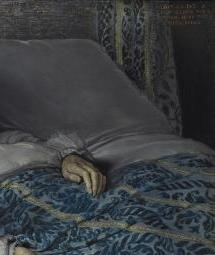 Young Woman On Her Death Bed Musee Des Beaux Arts