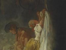 La peinture de genre en France au XVIIIè