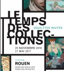 LE TEMPS DES COLLECTIONS