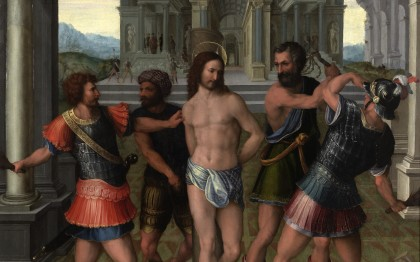La Flagellation du Christ