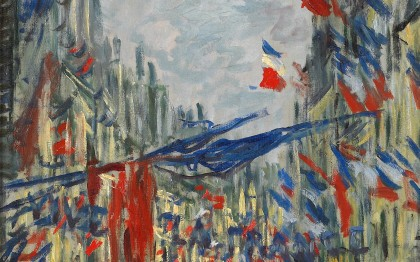 Rue Saint-Denis, Celebration of 30th June 1878