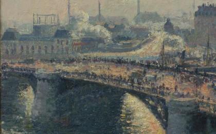 Une ville pour l'impressionnisme : Monet, Pissarro et Gauguin à Rouen