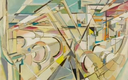 REYNOLD ARNOULD : ACCROCHAGE DANS LES COLLECTIONS DU MUSÉE DES BEAUX-ARTS DE ROUEN