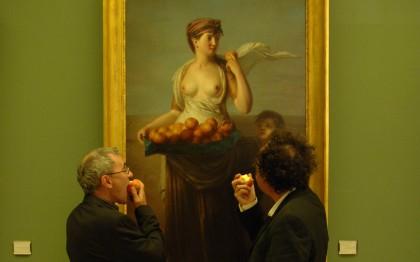 Alain Sonneville & Pierre-Claude De Castro, Leur entrée dans l'art