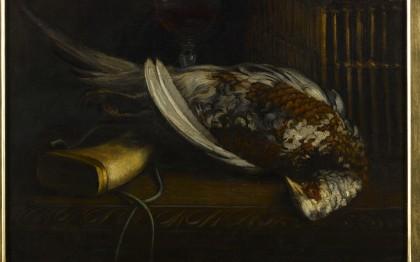 Nature-morte au faisan