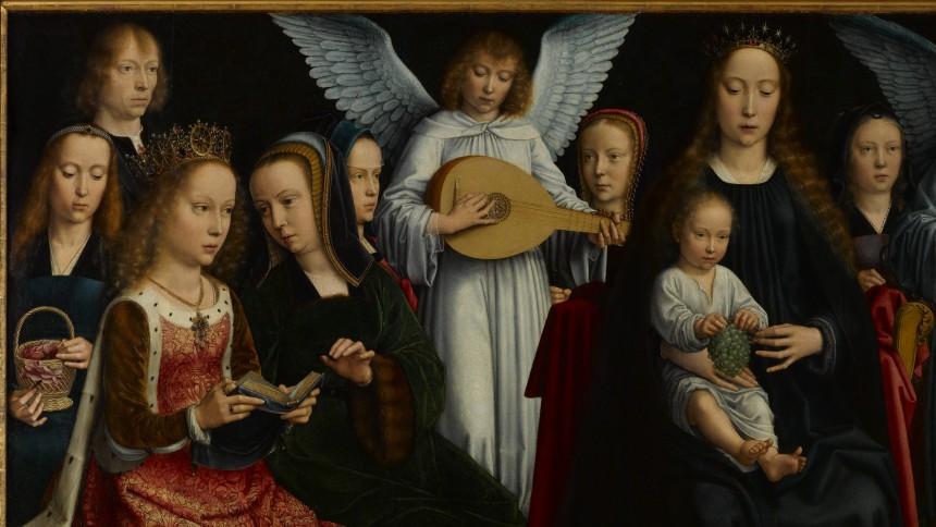 Gérard David : La Vierge entre les vierges, un joyau restauré