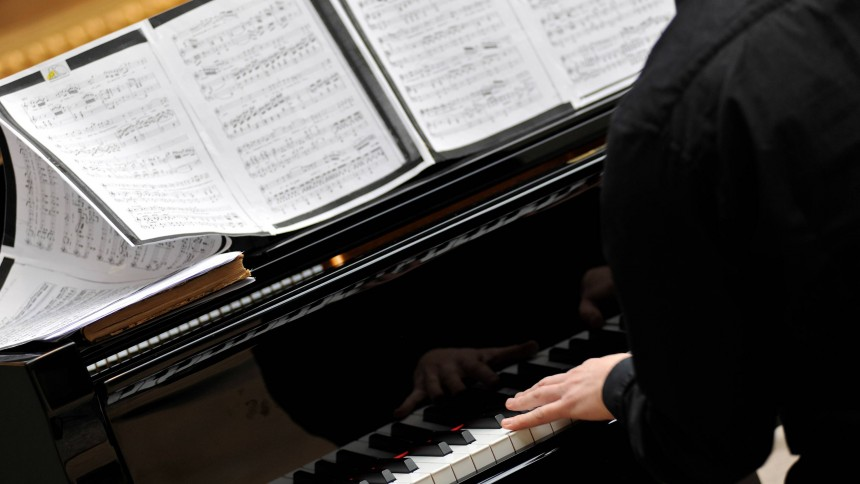 Concert à l'église Saint-Maclou