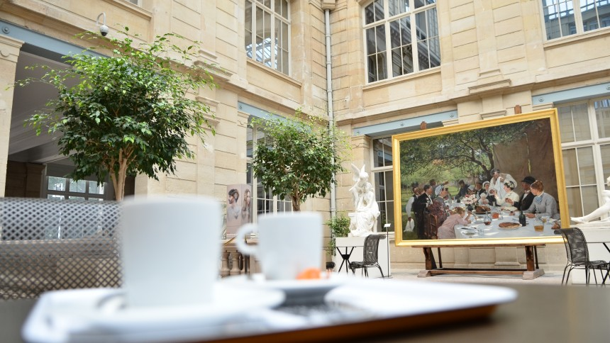café musée