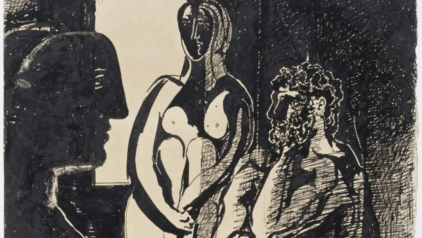 MUSÉE DES BEAUX-ARTS Boisgeloup, l'atelier normand de Picasso