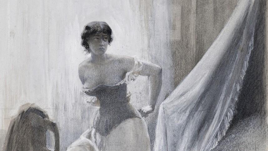 Albert Fourié et Madame Bovary